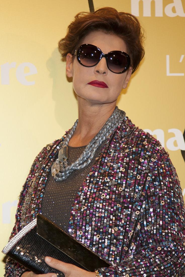Antonia Dell'Atte en los Prix de la Moda de Marie Claire 2012