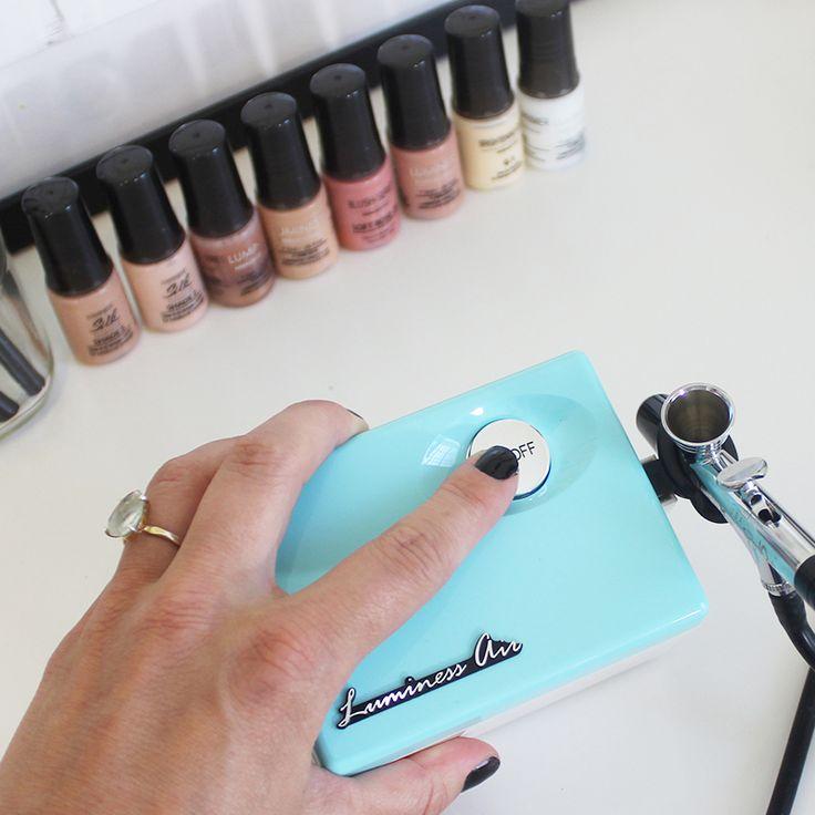 Best 25+ Airbrush makeup machine ideas on Pinterest | Dramatic ...
