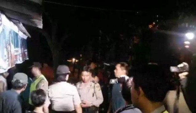 Dua Kelompok Pemuda Saling Tonjok di Fly Over Arah Kampus UI dan Kelapa Dua, Depok