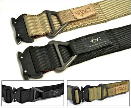 Viking Tactics Cobra Belt - XL in Coyote