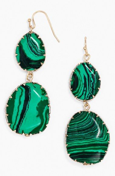 BaubleBar 'Boho' Drop Earrings available at #Nordstrom