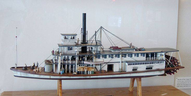Paddle Wheel River Boat Models For Sale Google Search