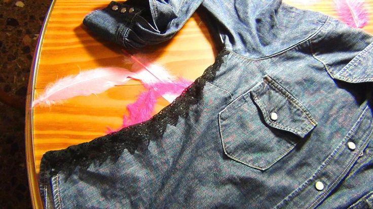 Aumentando una talla de camisa
