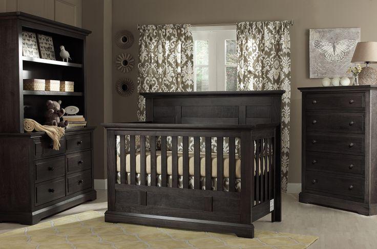 Baby Bocciu0027s Nursery Furniture   Echelon Chatham Collection In Vintage Slate