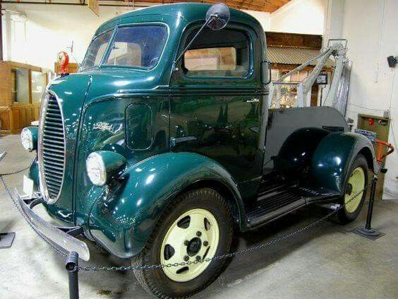 Semi Trucks For Sale In California >> 1936 Lincoln COE Tow Truck...Re-Pin brought to you by #ClassicCarInsurance agents at # ...