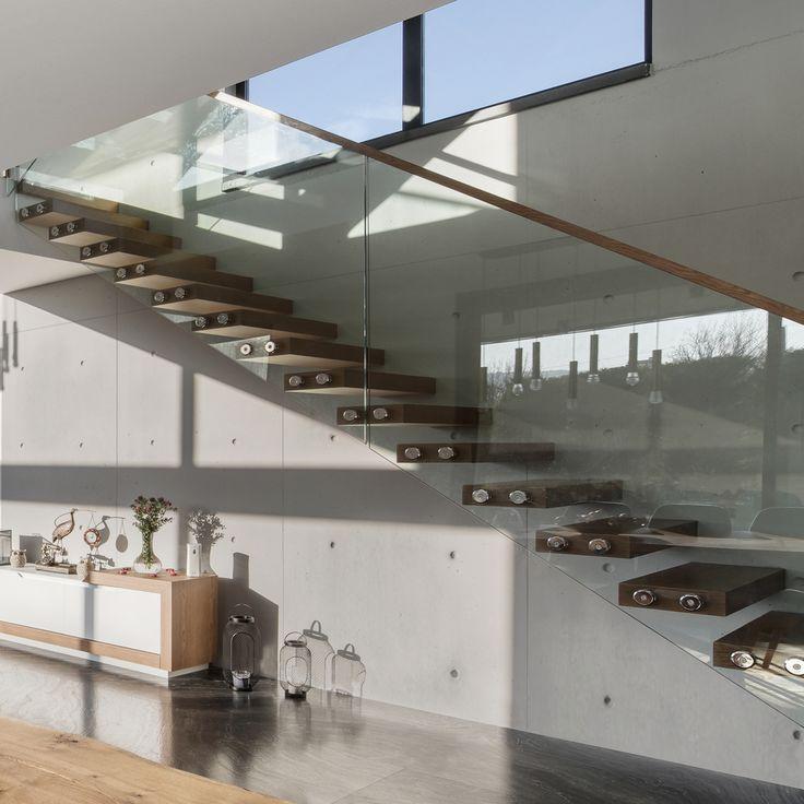 7 Staircase Ideas You Can Diy In A Weekend: Pin On Escaleras De Madera