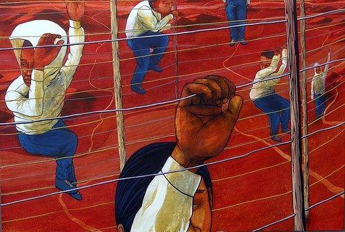 Estos hombres y mujeres invisibles, los eternos fugitivos, sustentan las economías de los países de los cuales fueron expulsados y de los países a los cuales son obligados a emigrar por el mismo sistema global que los desprecia.