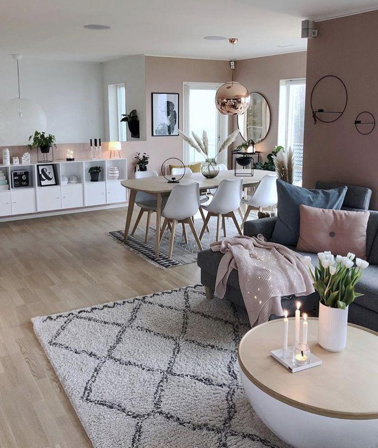 Wohnkultur Ideen | Innenarchitektur | Pastellfarben in der ...