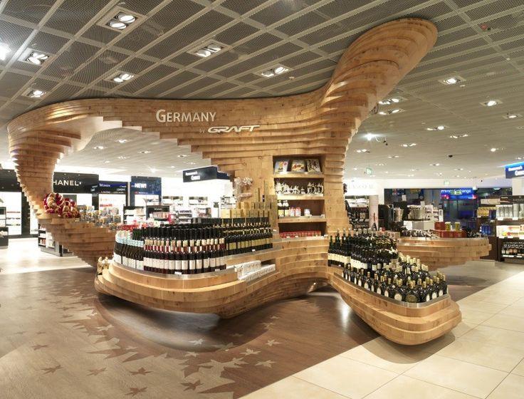 Best 25 duty free shop ideas on pinterest store design for Interior design frankfurt