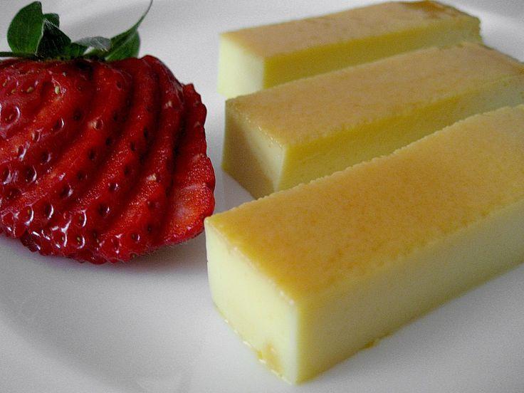 Geheime Rezepte: Brasilianischer Pudding