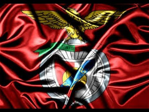 S.L.Benfica grande golo... de tirar o chapéu conanas