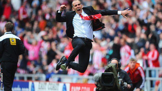 Next Up Sunderland!