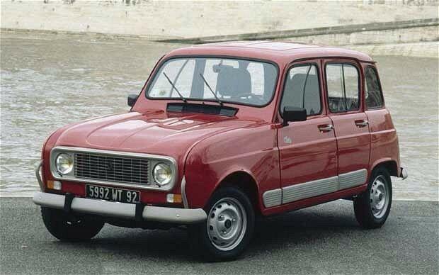 Renault 4 Die van mij was groen geweldige auto ,kon er alles in vervoeren via achterklep.Bielsen koelkasten,waaierstoelen van alles.