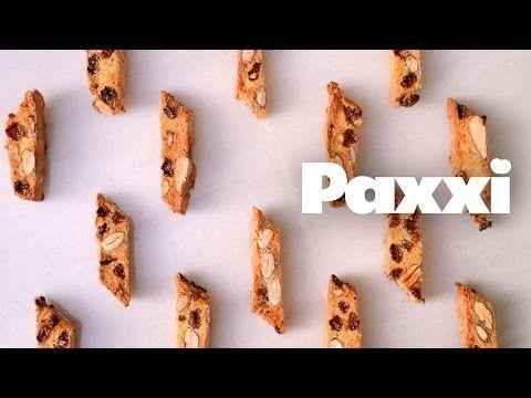 Παξιμαδάκια <br>με αμύγδαλα και σταφίδες — Paxxi