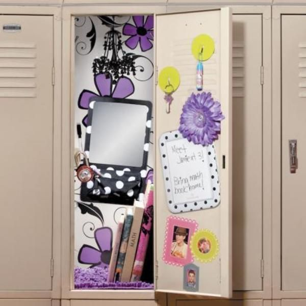how to make your own locker