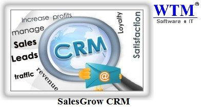 #cloud based SalesGrow #CRM #software service provider in India. Free 15-day trial Forever. http://wtmit.com/crm