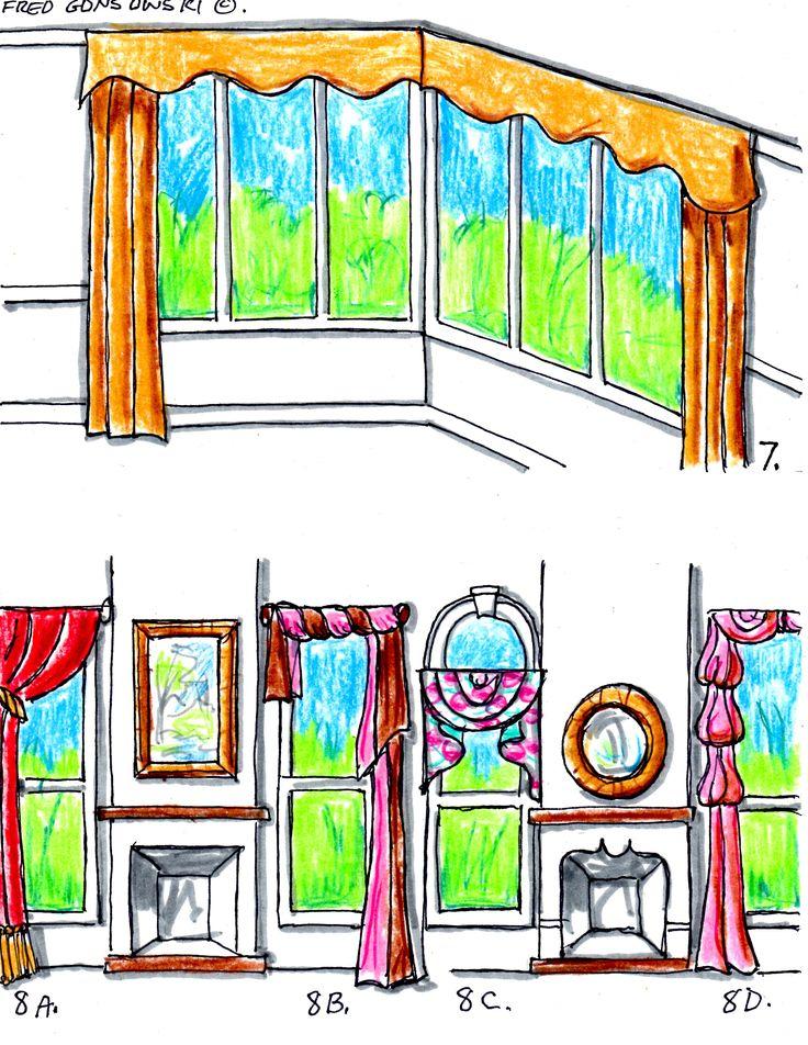 Names Of Window Curtains Curtain Menzilperde Net