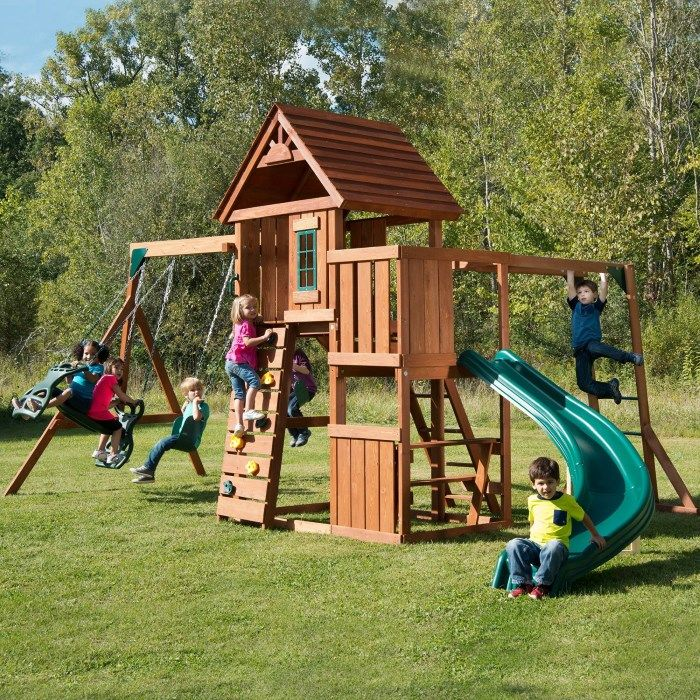 The Best Swing Sets For Any Budget