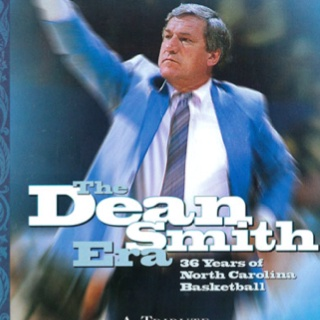 Dean Smith (1931-), retired men's basketball coach for the University of North Carolina, Chapel Hill, member of the NCAA Hall of Fame, earned 879 wins and 2 National Championships