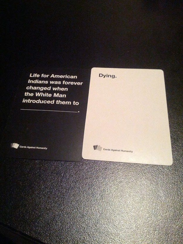 24 Times Cards Against Humanity was Too Real