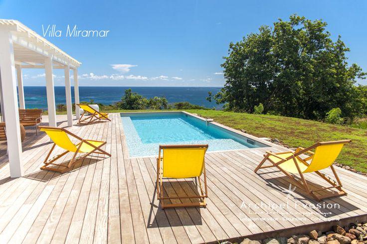 Villa Miramar, Martinique
