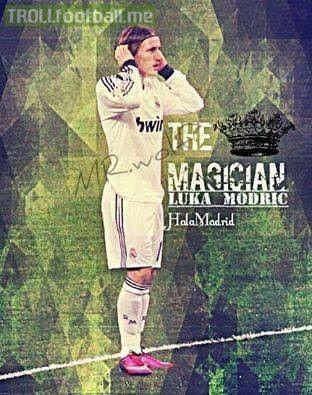 Luka the magician
