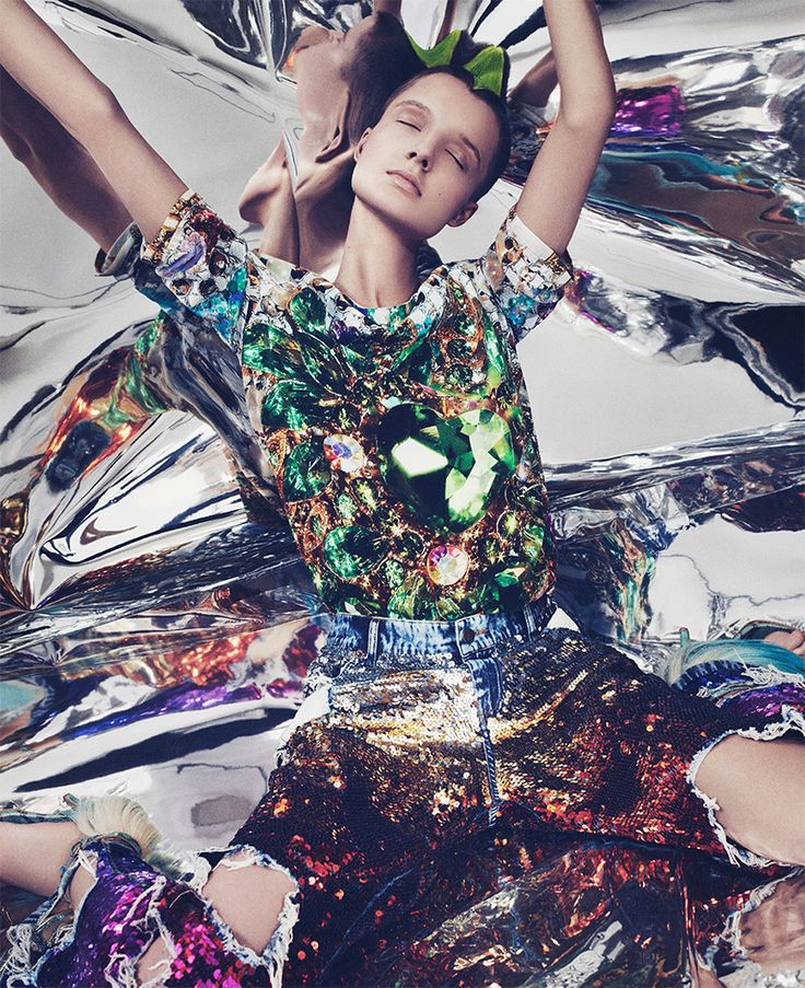 Volt Magazine launches Spring/Summer 2014 by Niko Mitrunen and Grace Joel