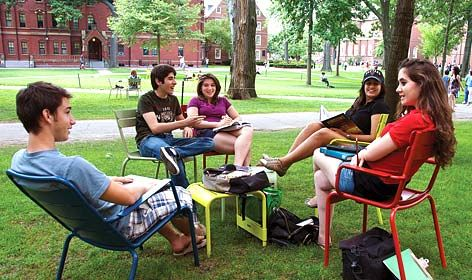 Summer Program - College Experience | Harvard University: High School Summer Programs