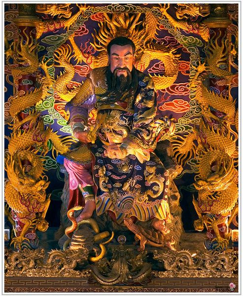 13 best Xuan Tian Shang Di // The Supreme Lord of the Dark