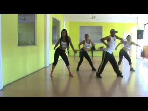 Que viva la vida - Wisin (coreografia de Sandunga ) - YouTube