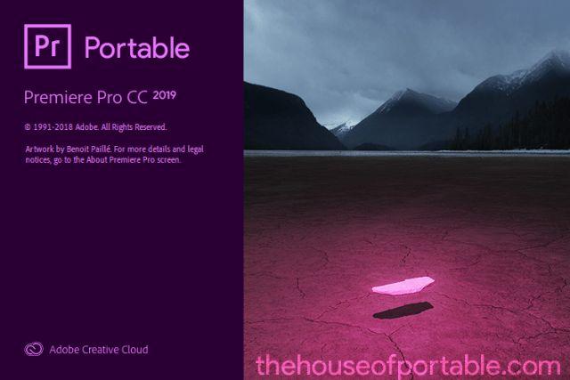 Adobe Premiere Pro CC 2019 Portable [Multilanguage] | free download