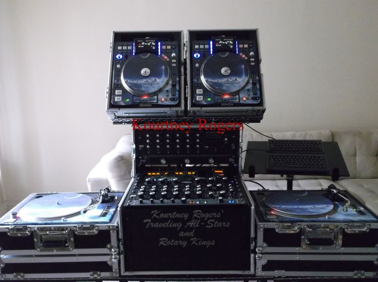 """The FunkTrunk"" Mobile DJ Setup, Mobile DJ, DJ GEAR"