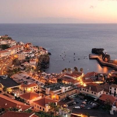 Câmara de Lobos - Madeira Island