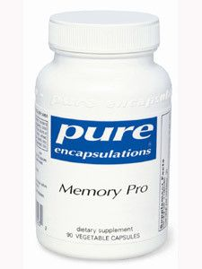 Memory Pro 90 vcaps Dietary Supplement Supplemental Facts Serving Size: 3 capsules Servings per Container: 30 Amount per Serving: Vitamin C (ascorbyl palmitate) 30 mg Acetyl-l-carnitine 750 mg Phospha