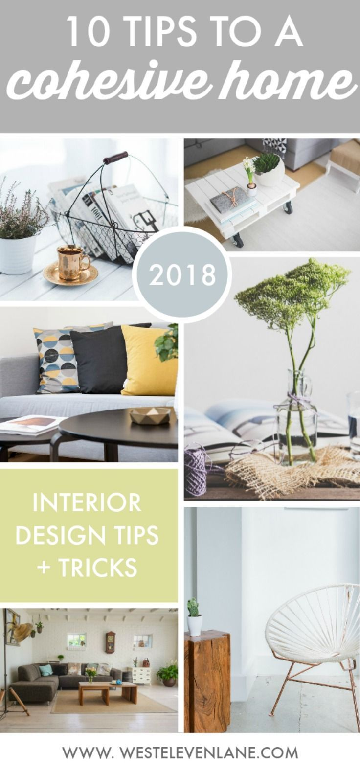 10 Steps to a More Cohesive Home | Decorating: Basics ...