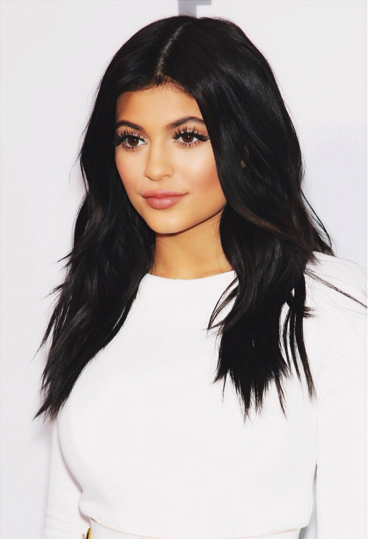 Kylie Jenner perfect hair length