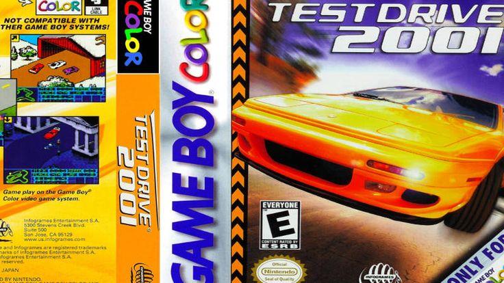 Jogue Test Drive 2001 GBC Game Boy Color online grátis em Games-Free.co: os melhores GBC, SNES e NES jogos emulados no navegador de graça. Não precisa instalar ou baixar.