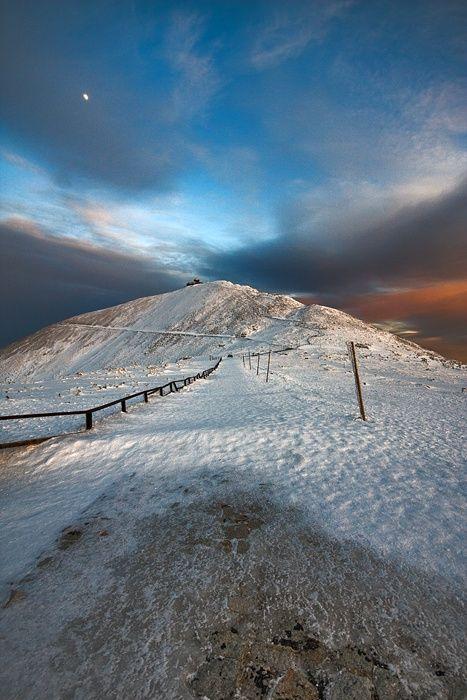Śnieżka - Karkonosze Mountains