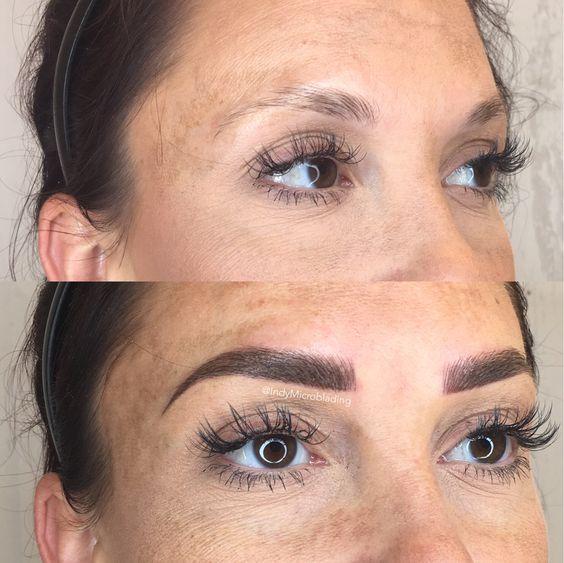 Best 25+ Bad Eyebrow Tattoo Ideas On Pinterest | Bad Microblading Eyebrow Tattoo Near Me And ...