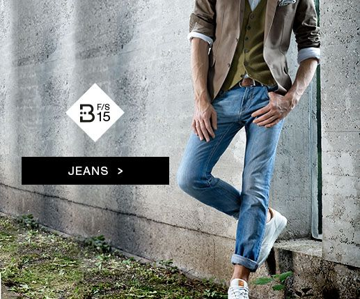 Masculine design, premium denim and best workmanship - these are the elements of Baldessarini jeans.
