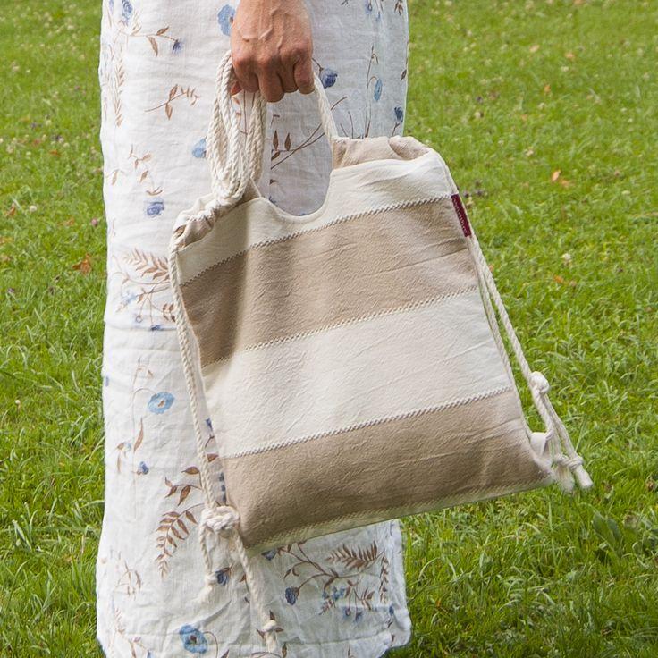 Womens lunch bag lunch tote handbag minimalist rucksack gift