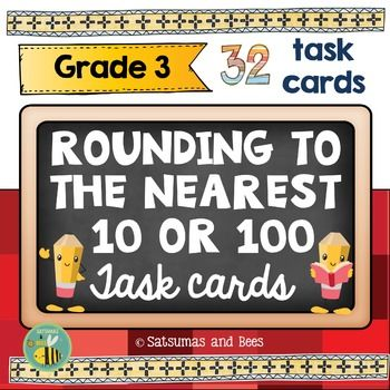 32 FUN and COLORFUL task cards to engage your students in learning or reviewing…