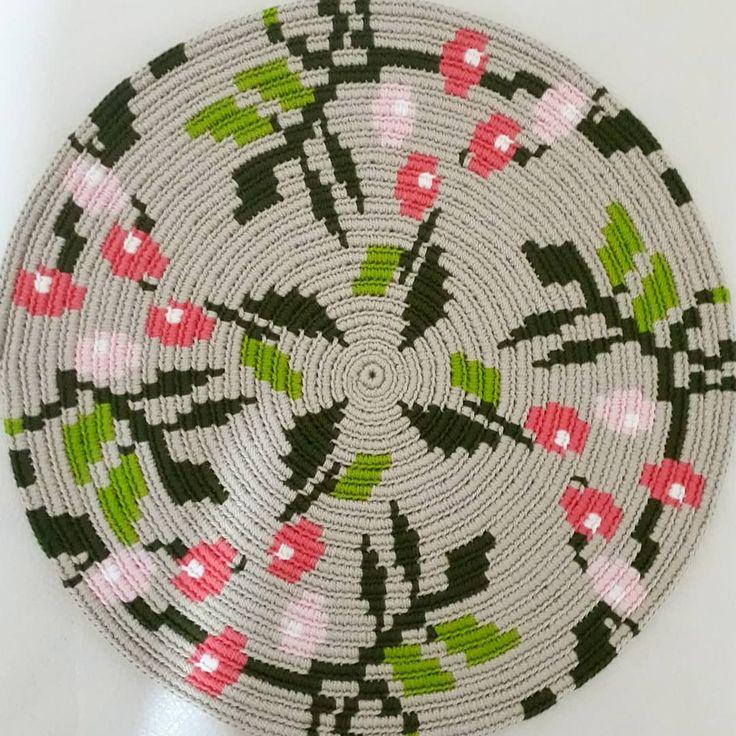 Iyi geceler terzilik isleride tamamlaninca izmir yolcusu☺ #siparişhazır #wayuumochila #wayuubagsworld #wayuubag #kisiyeozel #tasarımçanta #moda #trend #clutch #crochet #handmade #orgu #elemeği #pinterest #eskişehir