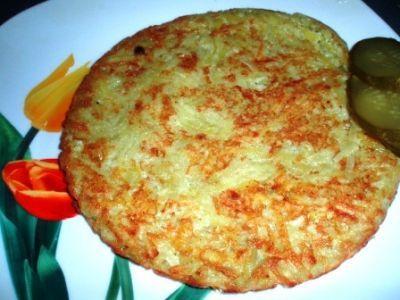 Картошка «Скоростная» : Вторые блюда
