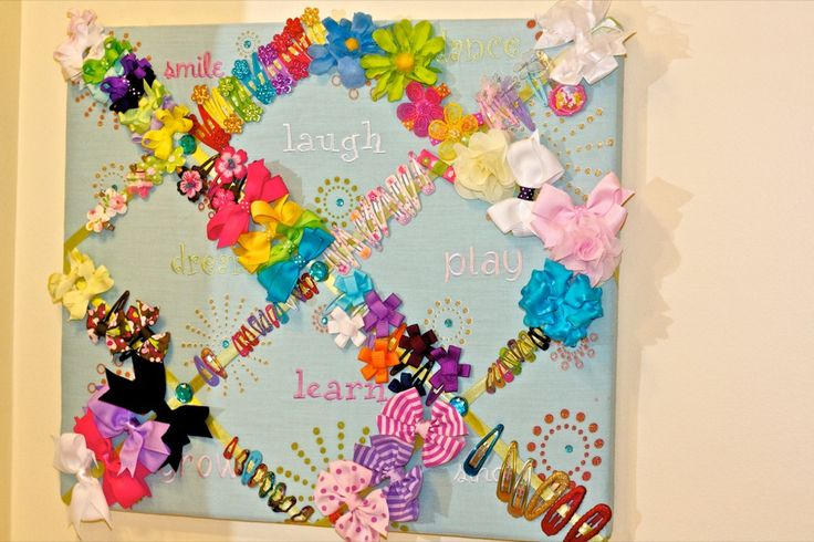 Great way to organize and decore a little girl room do for Decoracion hogar joven