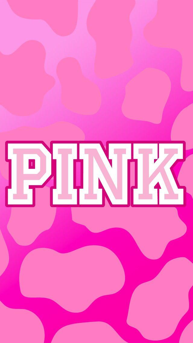 victoria s pink logo wallpaper - photo #18