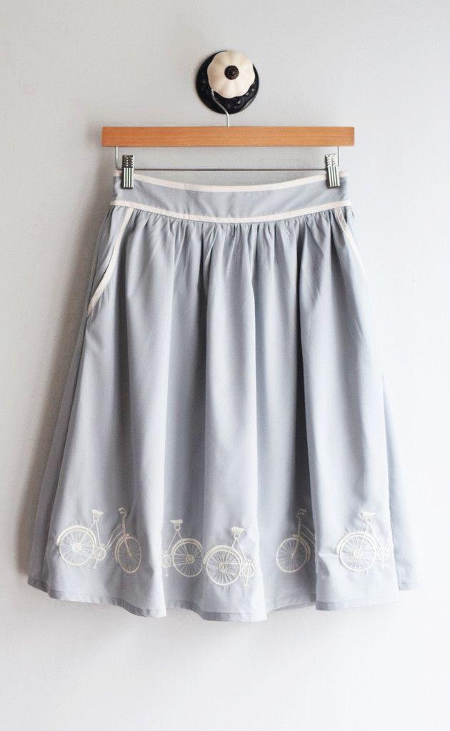 Bicycle skirt