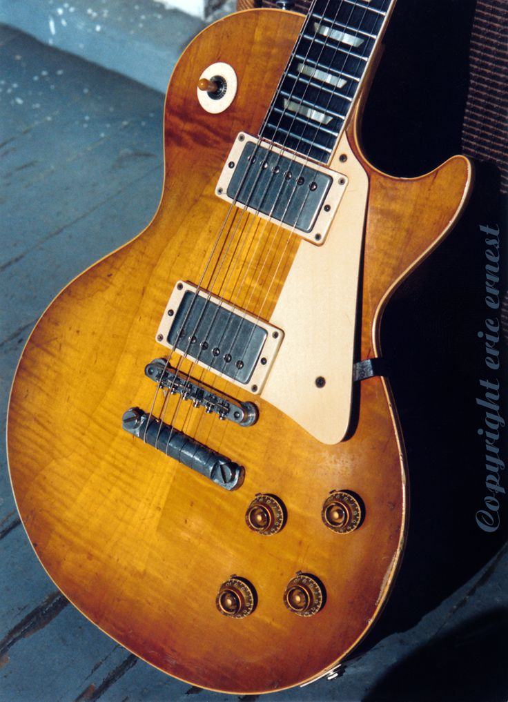 1959 Gibson Les Paul Standard this is the holy grail, the be all end all of vintage guitars.....and is worth anywhere from 750k to 1M dollars :)