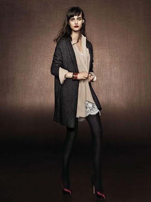 Outfit autunno/inverno da donna.  #vitalinafashionstore