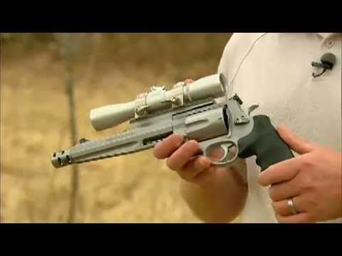 500 S&W Magnum Most Powerful Handgun with Aaron Roberts